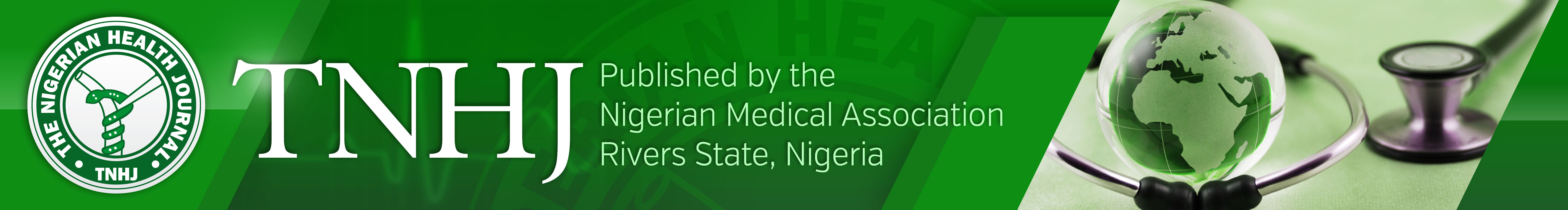 The Nigerian Health Journal - ISSN 1597-4292